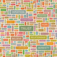 trust and other heart mind at work
