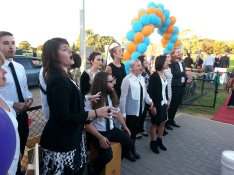 Acapella Choir on Harmony Day 2016